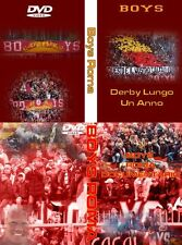 DOPPIO DVD BOYS ROMA 1972  || DERBY || AS ROMA || ULTRAS || DESTRA||