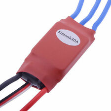 Simonk 30A Brushless Speed Controller ESC for Airplane Multirotor USA Stock