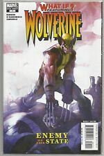 what if ? featuring Wolverine : Enemy of the state: Classic marvel comic book