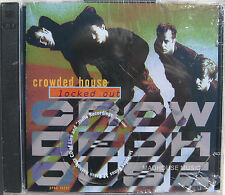 CROWDED HOUSE CD x 2 Locked Out 3:18 + 12 Track LIVE USA PROMO ONLY DJ SEALED !