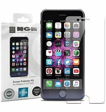 "NGN - iPhone 7 Screen Protector Kit for iPhone 7 4.7"" (Clear, Ultra HD) 3-Pack"