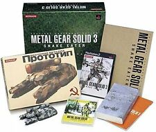 Used PS2 Metal Gear Solid 3 Snake Eater Premium Package Japan Import