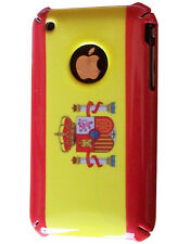 Coque drapeau Espagne pour Iphone 3G et 3GS