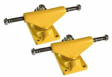 Tracker Classics MIDTRACK 85mm Skateboard Trucks YELLOW