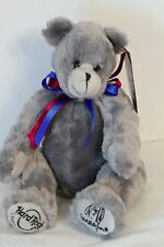 Hard Rock Cafe Imagine Limited Edition Teddy Bear Plush Toy Doll NWT