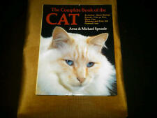 COMPLETE BOOK OF THE CAT - Hard Cover Anna & Michael Sproule Like-New Breed Book