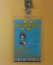 Borderlands ID Badge - Handsome Jack Hyperion CEO cosplay prop costume