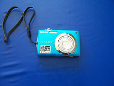 Nikon COOLPIX S3000 12.0 MP Digital Camera - Blue