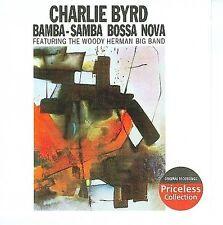`BYRD,CHARLIE`-BAMBA SAMBA BOSSA NOVA  CD NEW