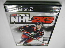 NHL 2K9 (Sony PlayStation 2) BRAND NEW FACTORY SEALED