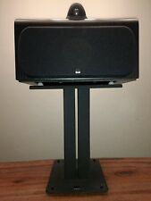 B&W HTM7 Center Channel Speaker w/ stand
