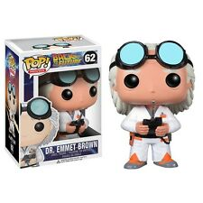 Back To The Future Dr. Emmet Brown Funko Pop! Vinyl Figure