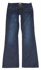 GAP Essential Bootcut womens denim dark wash jeans 6 / 28  x 32 R