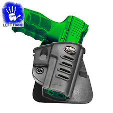 Fobus LEFT HAND Paddle Holster for H&K P30, P30 SK Sub compact -HK-30 LH