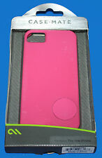 Genuine CASE-Mate Barely There Custodia per Apple iPhone 5/5s-cm022390-Rosa