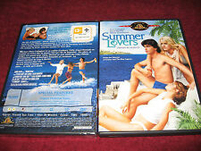 DVD ''SUMMER LOVERS''  WITH PETER GALLAGHER AND DARYL HANNAH. MEGA RARE!!! NEW !