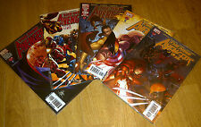 New Avengers #16-20: The Collective (Complete) NM Brian Bendis McNiven Ms Marvel