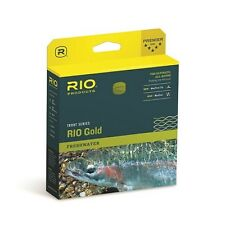 RIO Gold Fly Line - Color Moss/Gold - WF3F - New