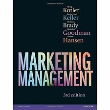 Marketing Management, Philip Kotler