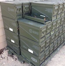 USGI Military 40mm Ammo Can Box NSN: 1310-01-572-0689