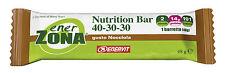 ENERZONA NUTRITION 2bloc 40-30-30 nocciola(leggi la descrizione per spedizione)