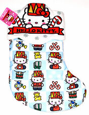 "Hello Kitty Stocking,14"" Long, New w/Tag!"