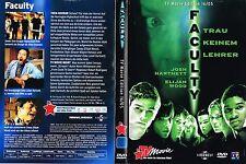 (DVD) Faculty - Trau keinem Lehrer - Josh Hartnett, Elijah Wood, Robert Patrick