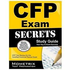 Secrets of the CFP Exam : CFP Test Review for the Certified Financial Planner...
