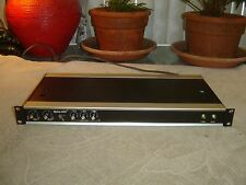 Valley People Dyna-Mic, 2 Channel Preamp Mixer, 3 Band Equalizer, Vintage Rack