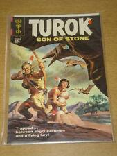 TUROK SON OF STONE #36 FN (6.0) GOLD KEY COMICS NOVEMBER 1963