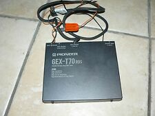 PIONEER COMPONENT VINTAGE KEX M900 RDS TUNER  GEX-T70RDS