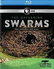 Nature: The Gathering Of Swarms Blu-ray Brand New Factory Sealed w/Free Shipping