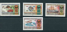 Grenadines Grenada 1982 MNH UPU Membership 100th Anniv 4v Set Concorde Ships