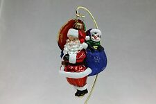 Christopher Radko Penny in the Bag Christmas Ornament Original Box & Tag Retired