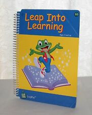 Leap Frog Leap Into Learning LeapPad Book - Phonics / Vocabulary / Reading