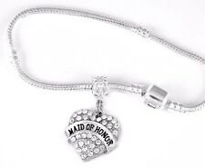 Maid of Honor Bracelet Maid of Honor Gift Maid of Honor Present Maid of Honor