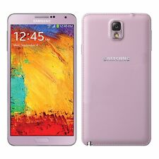 Samsung Galaxy Note 3 III SM-N900A - 32GB - (Factory Unlocked) SmartPhone PINK