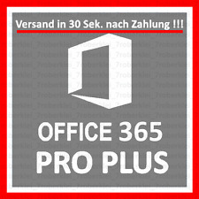 MS Microsoft Office 365 Professional Plus 2016 • Original Vollversion Business