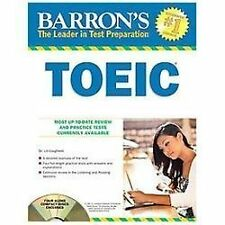 Barron's TOEIC with MP3 CD, 6th Edition by Lougheed, Dr. Lin