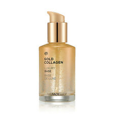 THE FACE SHOP Gold Collagen Luxury Base - 50ml