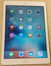 Apple iPad Air 1st Gen 16GB Wi-Fi 4G LTE Unlocked 9.7in - Silver/White A1475