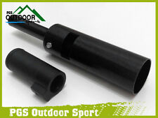 Paintball Tippmann A5 A-5 X7 Power Tube & Delrin Front Bolt Black free shipping