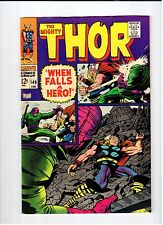 Marvel THE MIGHTY THOR #149 Feb 1968 vintage comic FN condition