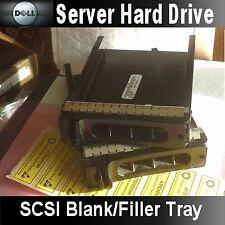 Dell Poweredge 1850 2600 2650 Scsi En Blanco Relleno Bandeja 51tjv