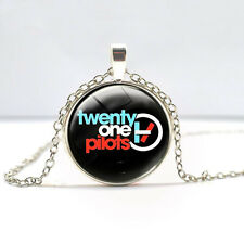 Twenty One Pilots Music Band Necklace Pendant fans series Necklace  DD+   498