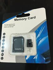 32GB Micro SDHC TF Flash memory card Class 10 w Adaptor for smart phones Tablet