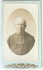 CDV PHOTO CURÉ ABBÉ PRETRE RELIGION CATHOLIQUE k950