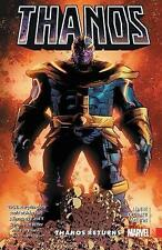 Thanos Vol 1 Returns By Jeff Lemire Paperback 2017