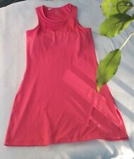 NEW WOMENS NIKE Play DRY SPORT FITNESS Slim Fitted Tennis Golf Dress sz Small