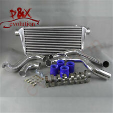 BL Intercooler+Aluminum Pipe Kit for Nissan Silvia S13 180SX CA18DET FMIC 89-91